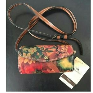 Patricia Nash Heritage Multi Italian Leather